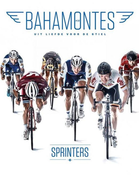 Cover of the day: Bahamontes (Belgium), June 2017