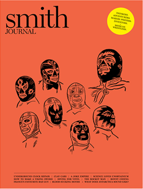 Cover of the Day: Smith Journal (Australia), Winter 2017