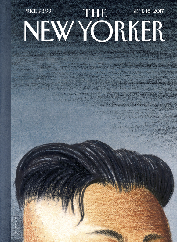 Cover of the Day: The New Yorker, September 18, 2017