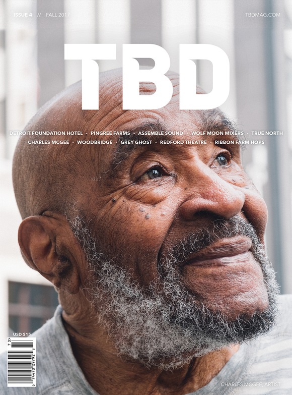Cover of the Day: TBD Magazine, Fall 2017