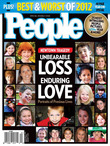 People Magazine covers Newtown