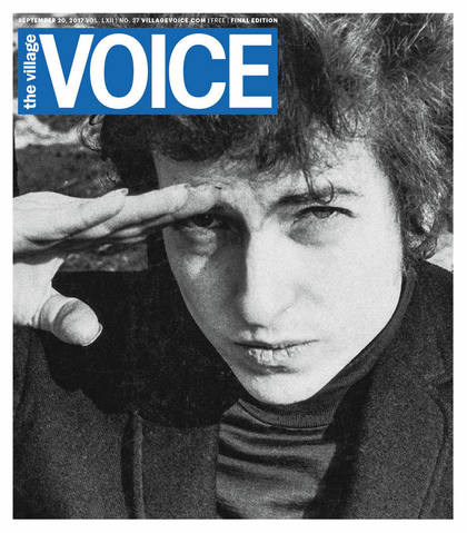 The Village Voice: An Art Directors' History