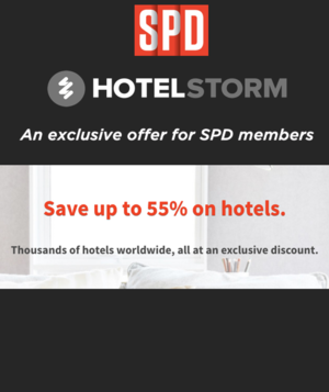 SPD Member Exclusive: HotelStorm