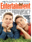 Entertainment Weekly. The Covers, Part 8: Tim Leong