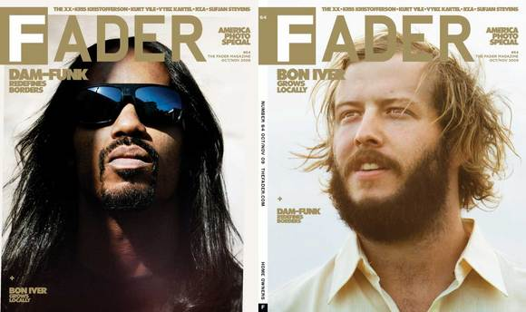 The FADER: Double Vision