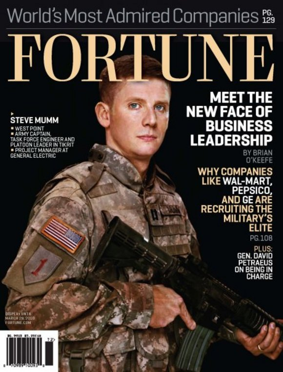 New Look for Fortune