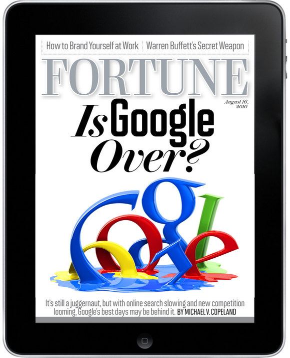 Behind the Scenes: Fortune Goes to the iPad