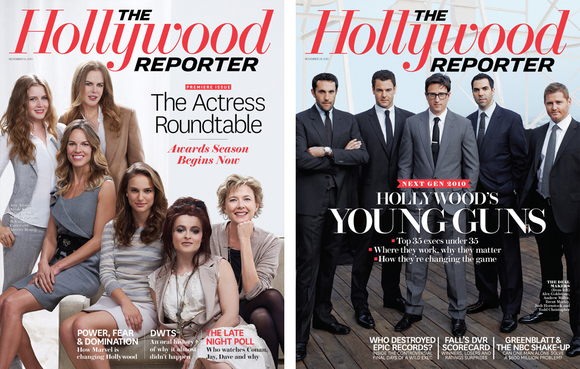 The Hollywood Reporter Relaunch