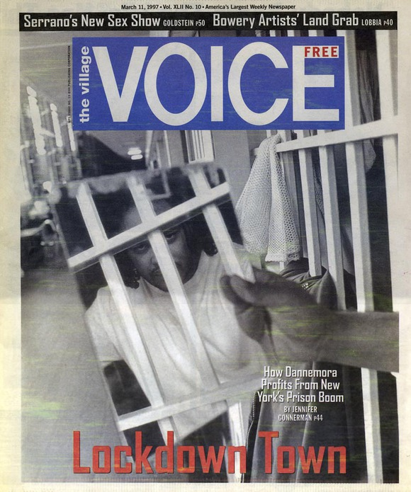 A Photo Editor Remembers The Village Voice