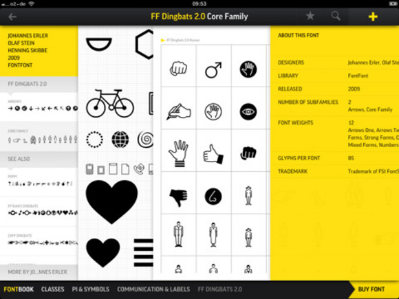 FontShop Brings 620,000 Fonts to Your iPad